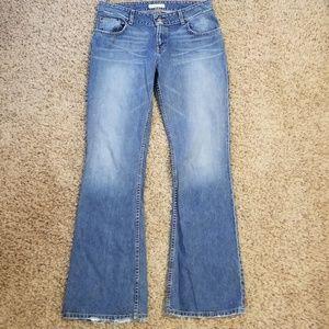 BKE Culture Buckle Jeans Long Size 32